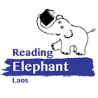 Reading Elephant Laos